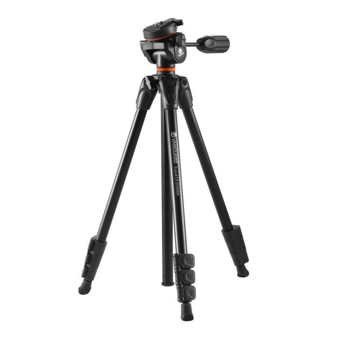 Vanguard Espod CX 234AP Aluminum Tripod with PH-23