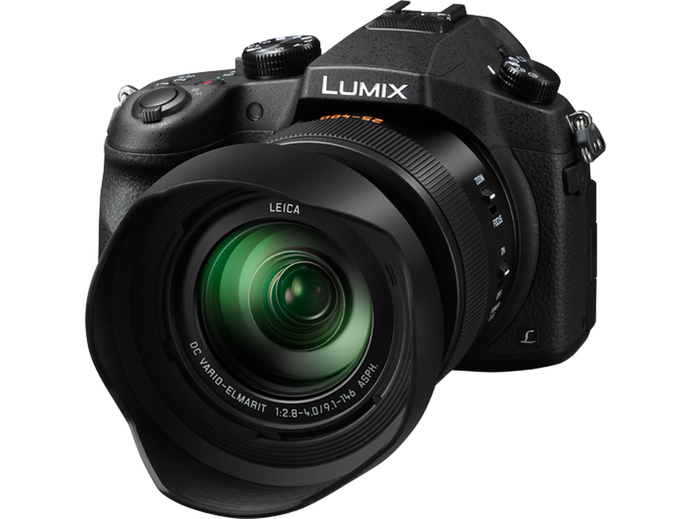 Panasonic Lumix DMC-FZ1000 Digital Camera - Photo-Video - Panasonic - Helix Camera