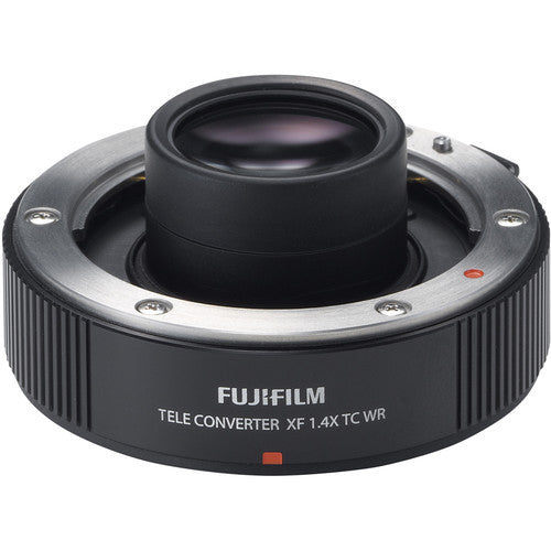 Fujinon XF 1.4X TC WR Telecoverter - Photo-Video - Fujifilm - Helix Camera