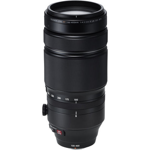 Fujinon XF 100-400mm F4.5-5.6mm LM WR OIS Lens - Photo-Video - Fujifilm - Helix Camera