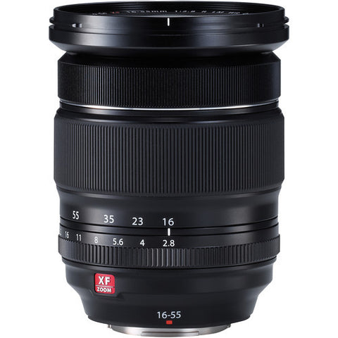 Fujinon XF 16-55mm F/2.8 R LM WR Lens - Photo-Video - Fujifilm - Helix Camera