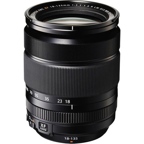Fujinon XF 18-135mm F3.5-5.6 WR Lens - Photo-Video - Fujifilm - Helix Camera
