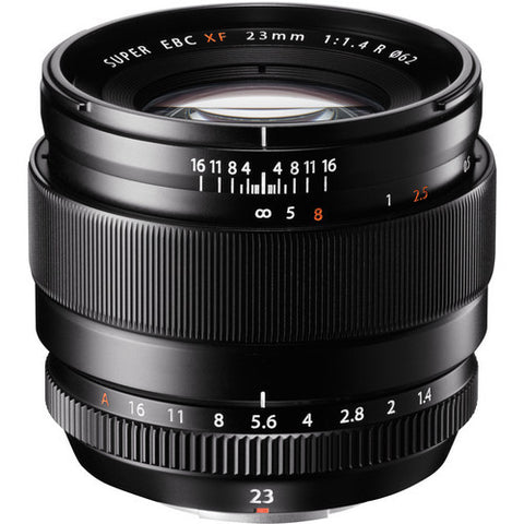 Fujinon XF 23mm F/1.4 R Lens - Photo-Video - Fujifilm - Helix Camera