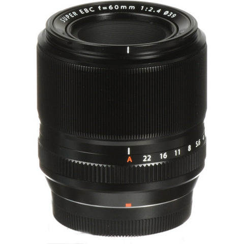 Fujinon XF 60mm F/2.4 - Photo-Video - Fujifilm - Helix Camera
