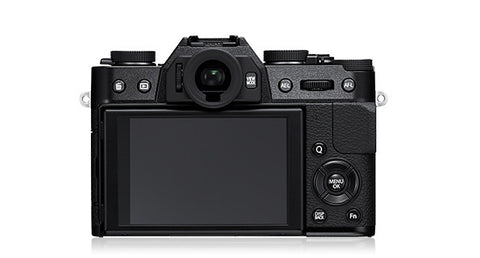 FujiFilm X-T10 Mirrorless Camera Body Only - Black