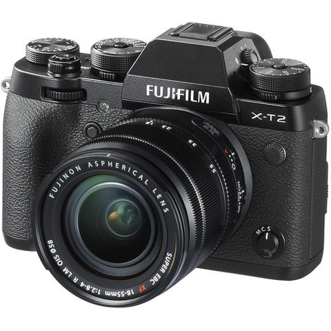 FujiFilm X-T2 Mirrorless Camera with XF 18-55mm Lens Kit - PreOrder