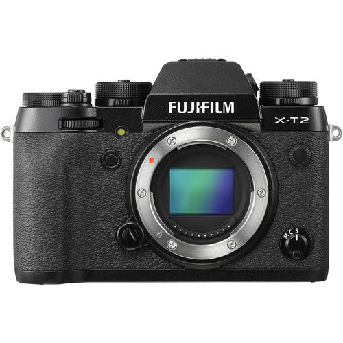 FujiFilm X-T2 Mirrorless Camera - Body Only - Pre Order