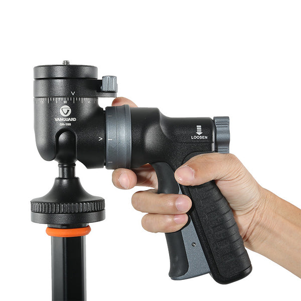 Vanguard GH-100 Magnesium Alloy Grip Ball Head