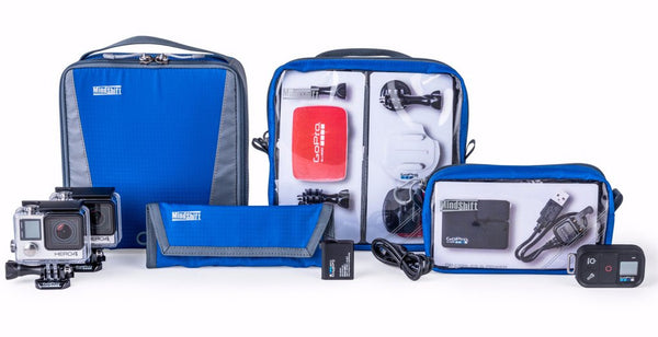 MindShift Gear Pouch Bundle - Large - Photo-Video - Think Tank - Helix Camera