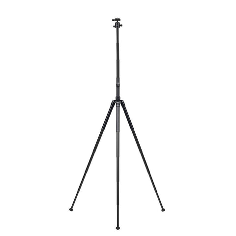 MeFoto Globe Trotter Air Travel Tripod with Ball Head - Black