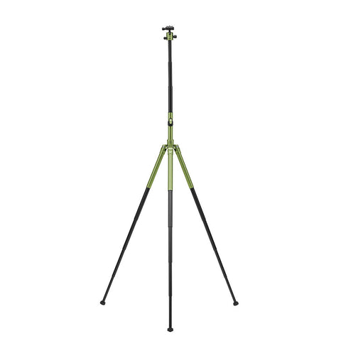 MeFoto Globe Trotter Air Travel Tripod with Ball Head - Green