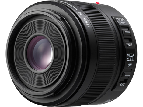 Panasonic Leica DG Macro-Elmarit 45mm f/2.8 ASPH. MEGA O.I.S. Lens - Photo-Video - Panasonic - Helix Camera