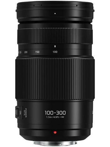Panasonic Lumix G Vario 100-300mm f/4-5.6 II Power O.I.S. Lens