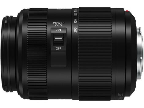 Panasonic Lumix G Vario 45-200mm F/4.0-5.6 II Power O.I.S. Lens