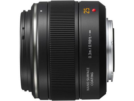 Panasonic Leica DG Summilux 25mm f/1.4 ASPH Lens - Photo-Video - Panasonic - Helix Camera