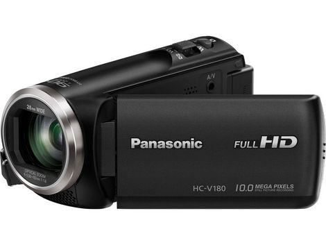 Panasonic HC-V180K - Photo-Video - Panasonic - Helix Camera