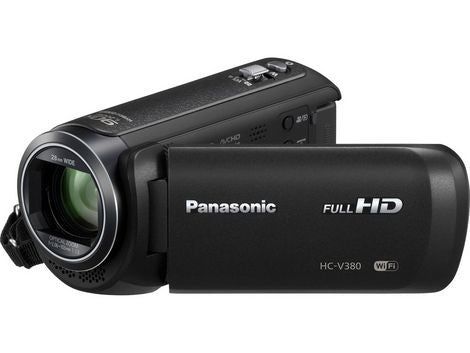 Panasonic HC-V380K Twin Camera Full HD Camcorder - Photo-Video - Panasonic - Helix Camera