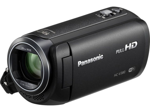 Panasonic HC-V380K Twin Camera Full HD Camcorder