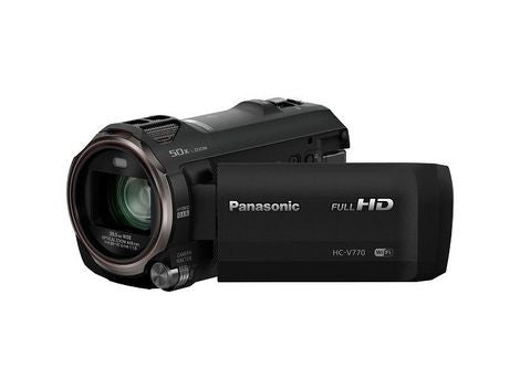 Panasonic HC-V770K Full HD Camcorder - Photo-Video - Panasonic - Helix Camera