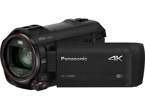 Panasonic  HC-VX981K - Photo-Video - Panasonic - Helix Camera