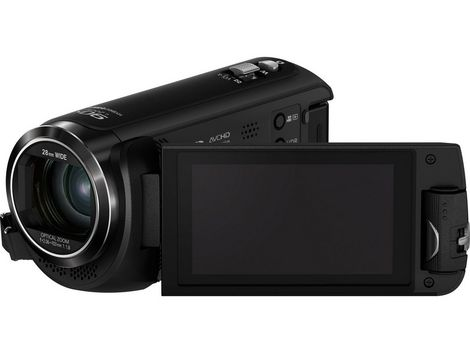Panasonic HC-W580K Full HD Camcorder with WiFi