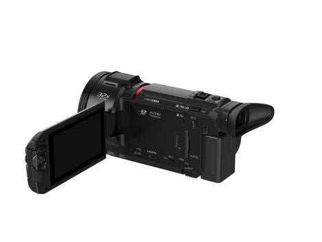 Panasonic HC-WXF1K 24x Zoom Twin Lens 4K HD Camcorder