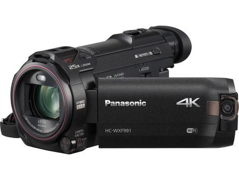 Panasonic  HC-WXF991K - Photo-Video - Panasonic - Helix Camera