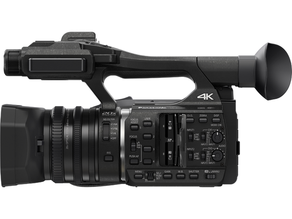 Panasonic HC-X1000 4K DCI/Ultra HD/Full HD Camcorder - Photo-Video - Panasonic - Helix Camera