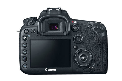 Canon EOS 7D Mark II Body Wi-Fi Adapter Kit