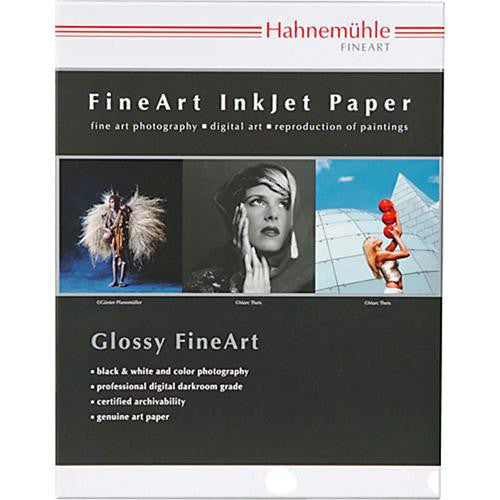 "Hahnemuhle FineArt Pearl 285, in Tin Box - 4""x 6"" - 30 sheets"