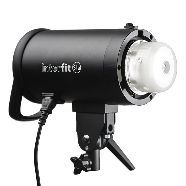 Interfit S1a HSS TTL 500w/s Monolight (AC Only)