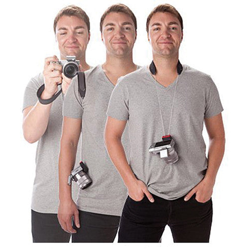 Joby 3-Way Camera Strap JB 01259 - Photo-Video - Joby - Helix Camera