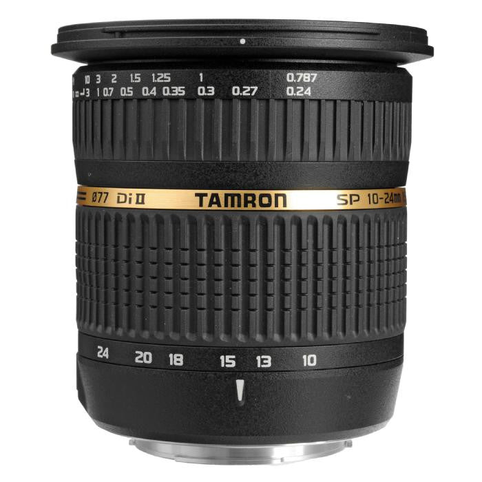 Tamron Sony SP 10-24mm F/3.5-4.5 Di-II LD Aspherical (IF) w/ hood AFB001S700