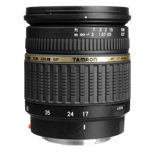 Tamron Sony SP 17-50mm F/2.8 Di II LD Aspherical (IF) w/ hood AF016M700 - Photo-Video - Tamron - Helix Camera