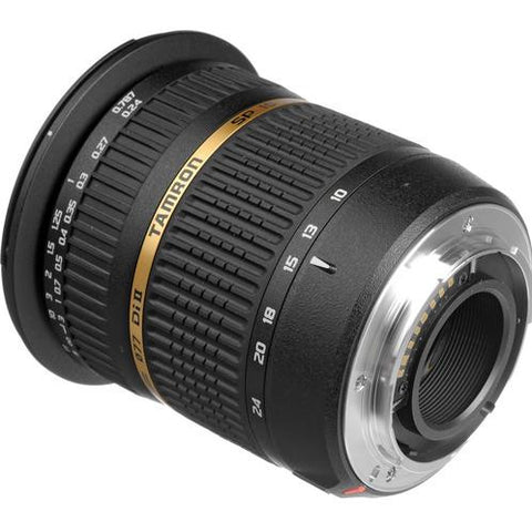 Tamron Canon SP 10-24mm F/3.5-4.5 Di-II LD Aspherical (IF) w/ hood AFB001C700 - Photo-Video - Tamron - Helix Camera