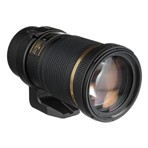 Tamron Nikon SP 180mm F/3.5 Di LD (IF) 1:1 Macro w/ hood and case AFB01N700 - Photo-Video - Tamron - Helix Camera
