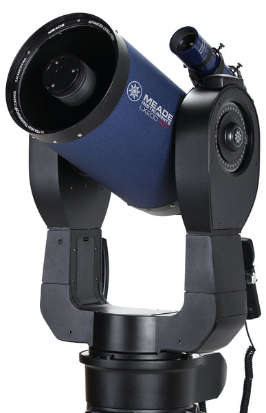 Meade 8-Inch LX200-ACF (f/10) Advanced Coma-Free Telescope, 0810-60-03 - Telescopes - Meade - Helix Camera