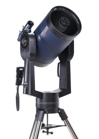 Meade LX90-ACF 10-Inch (f/10) 30K object Database Advanced Coma-Free Telescope with Audiostar Hand Controller 1010-90-03 - Telescopes - Meade - Helix Camera