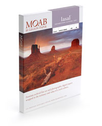 Moab Lasal Exhibition Luster 300 13 x 19 [50 sheets]