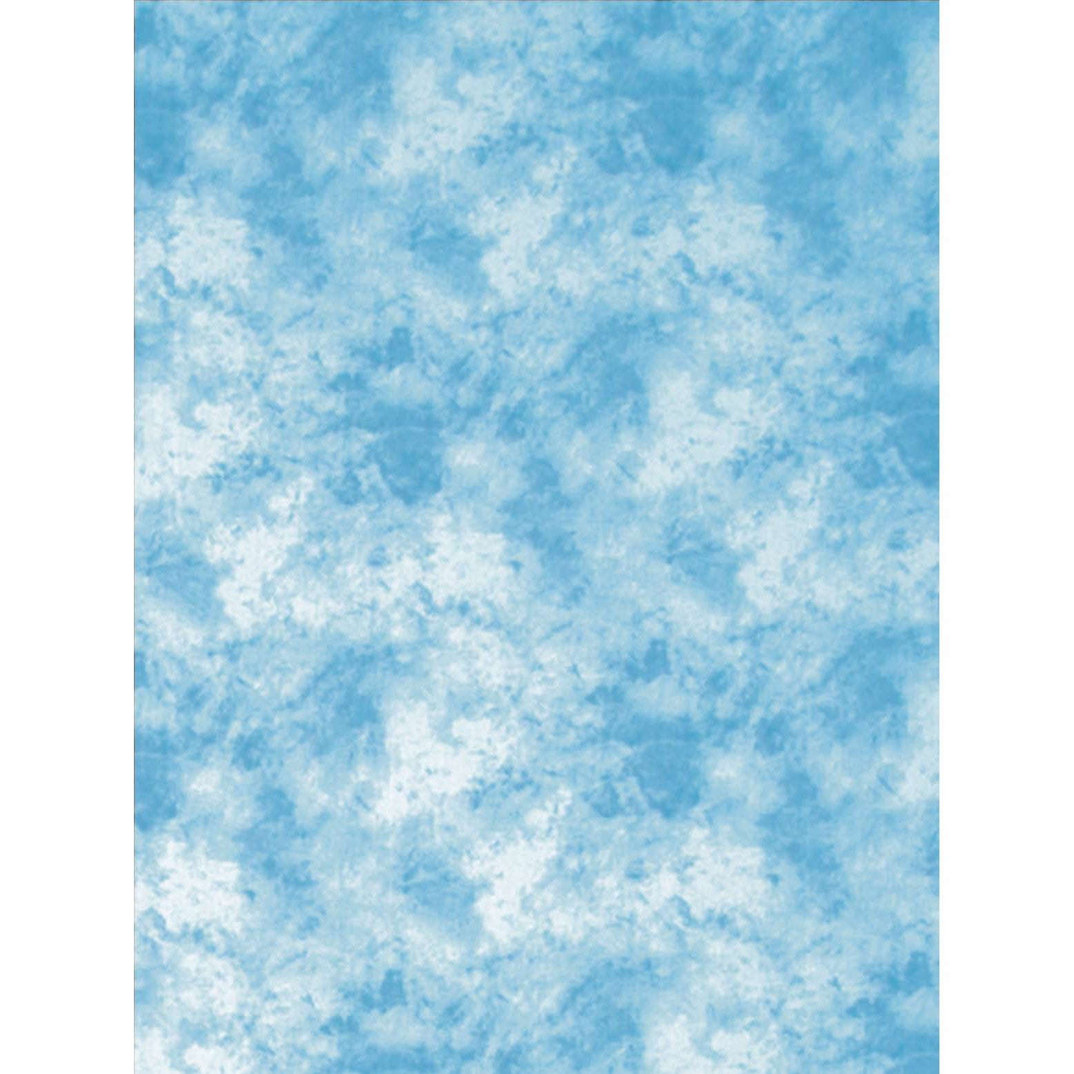 ProMaster Cloud Dyed Backdrop - 6'x10' - Light Blue