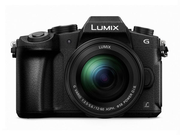 Panasonic Lumix DMC-G85 Mirrorless Micro Four Thirds Camera with 12-60mm Lens (Black)