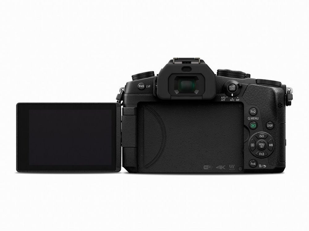 Panasonic Lumix DMC-G85 Mirrorless Micro Four Thirds Camera (Black) - Photo-Video - Panasonic - Helix Camera