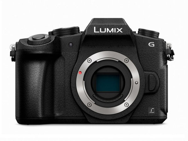 Panasonic Lumix DMC-G85 Mirrorless Micro Four Thirds Camera (Black)