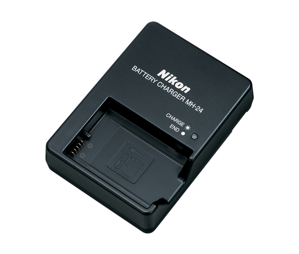 Nikon MH-24 Quick Charger - Photo-Video - Nikon - Helix Camera