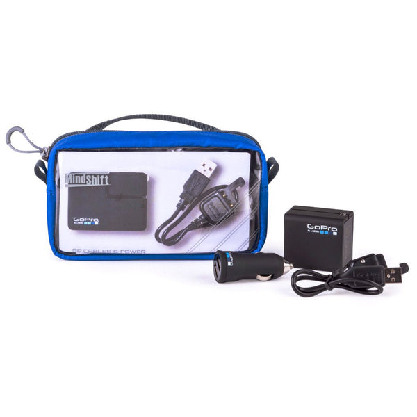 MindShift Gear Pouch Cables & Power - Photo-Video - Think Tank - Helix Camera
