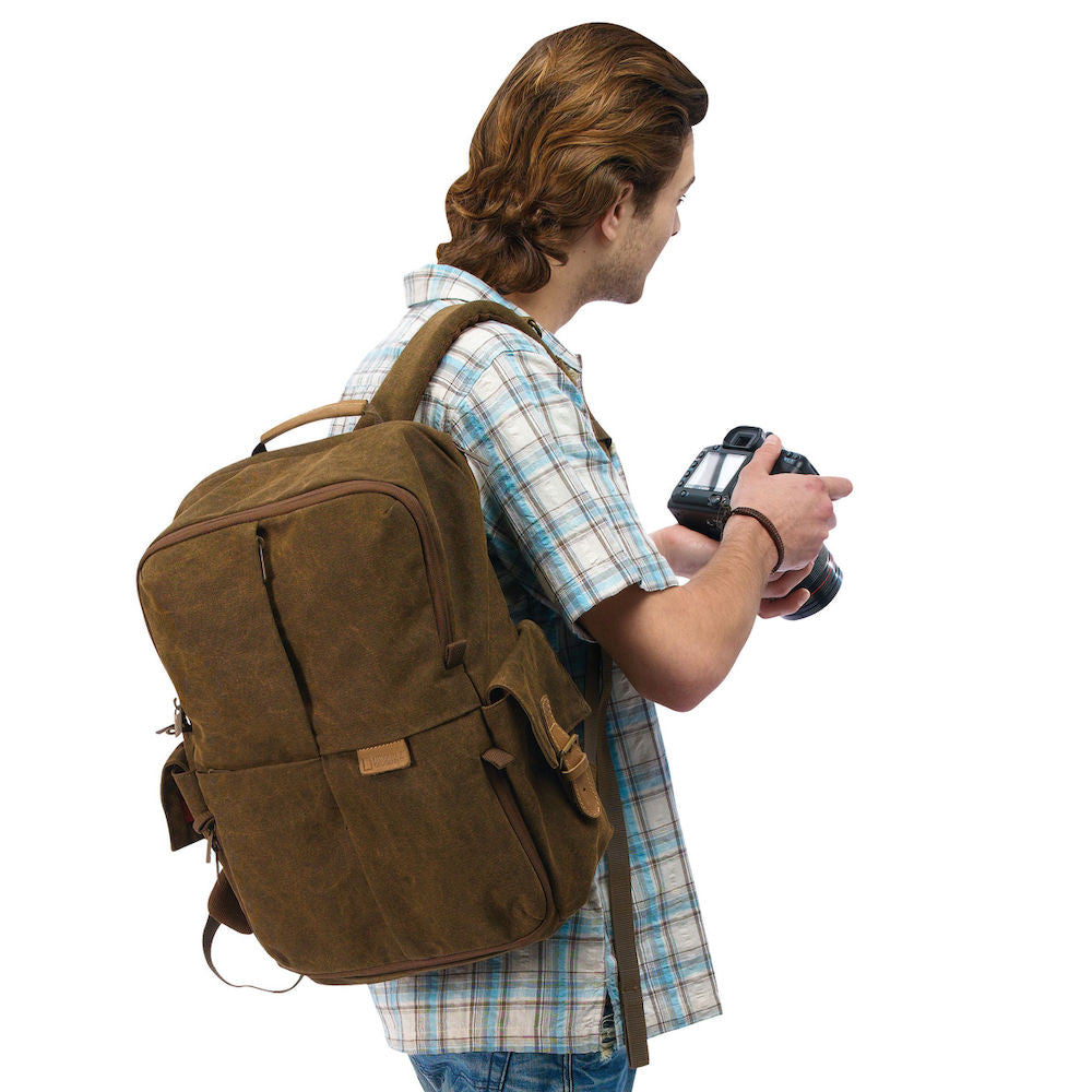 National Geographic Medium Rucksack For personal gear, DSLR, acc., laptop NG A5270