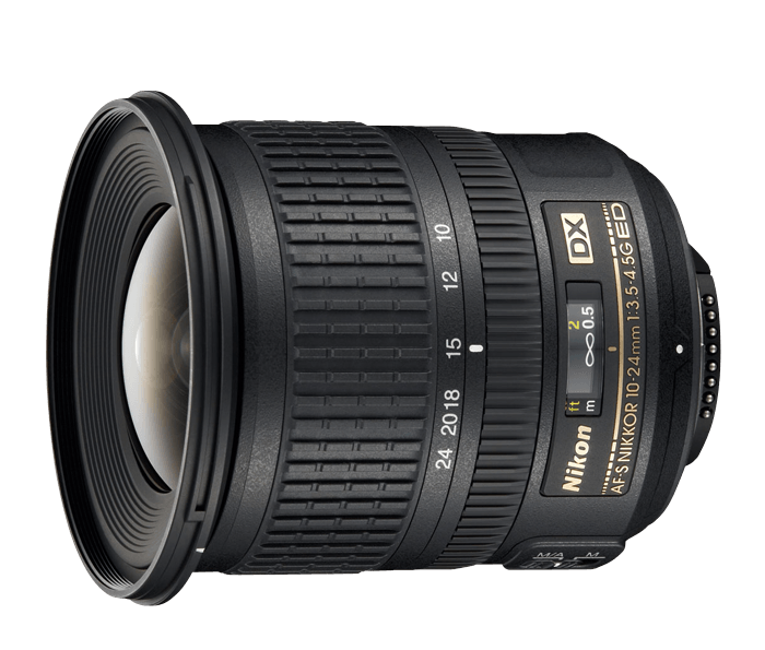 Nikon AF-S NIKKOR 10-24mm f/3.5-4.5G ED DX - Photo-Video - Nikon - Helix Camera