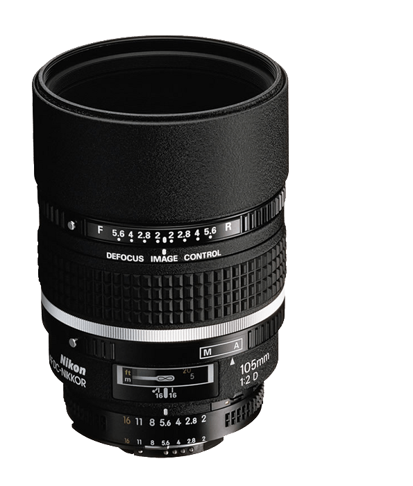Nikon AF DC-NIKKOR 105mm f/2D - Photo-Video - Nikon - Helix Camera