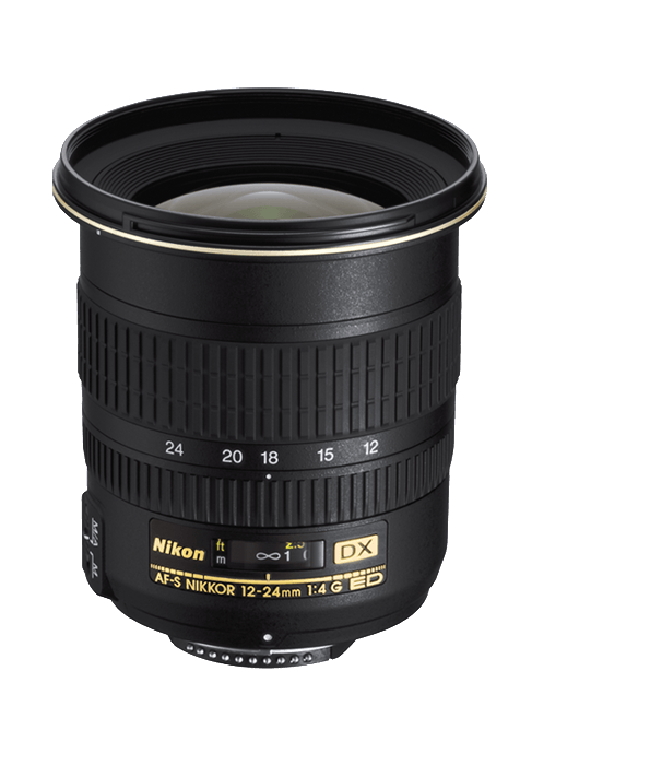 Nikon AF-S NIKKOR 12-24mm f/4G IF-ED DX