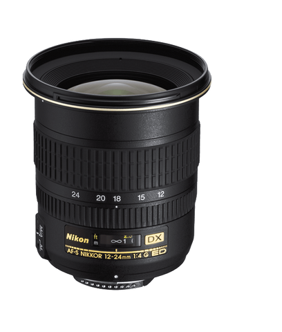 Nikon AF-S NIKKOR 12-24mm f/4G IF-ED DX - Photo-Video - Nikon - Helix Camera
